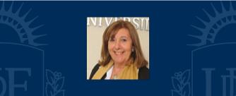 Dra. Ana María Dorato, Secretaria de Extensión e Investigación UDE