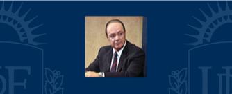 Ing. Carlos Enrique Orazi, Presidente UDE