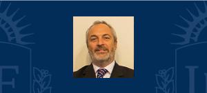 Dr. Homero Picone, Decano UDE