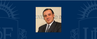 Mg. Adrián Riva, Vice-Rector UDE