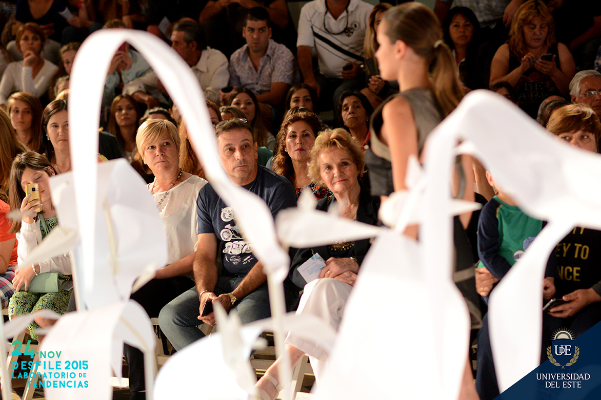 """Laboratorio de Tendencias"" – Desfile 2015"