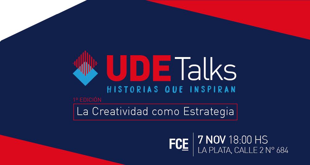 UDE Talks – Historias que Inspiran