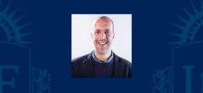 Dr. Luis Sujatovich, Secretario de Extensión e Investigación UDE