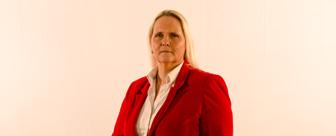 Mg. Silvia von Kluges, Secretaria Académica UDE